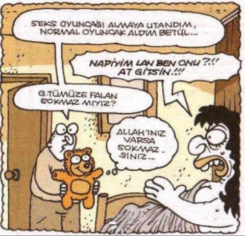 yigit ozgur karikatür