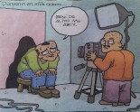 dunyanin en silik adami karikatur