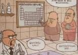sktridyum elementini bulan adamlar karikatürü