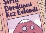 sirin dorduncu kez evlendi karikatur