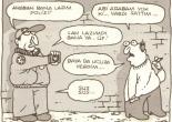araban lazim polis karikatürü yigit ozgur
