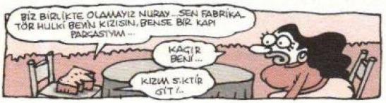 imkansız ask yigit ozgur karikatürü
