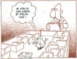 kesin bi pislik var selçuk erdem karikatürü